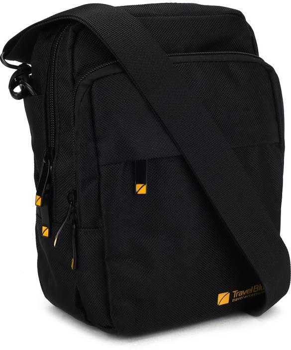 Travel Blue Sling Bag