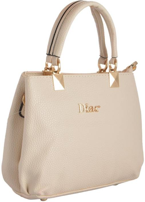 aff8b6197a Buy Gouri Bags Shoulder Bag White Online   Best Price in India ...