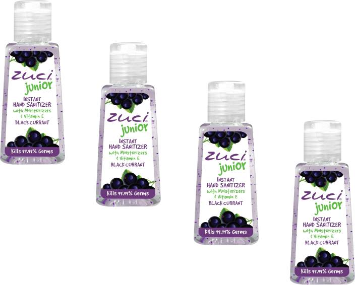 Zuci Junior Black Currant (30 ml)- Pack of 4