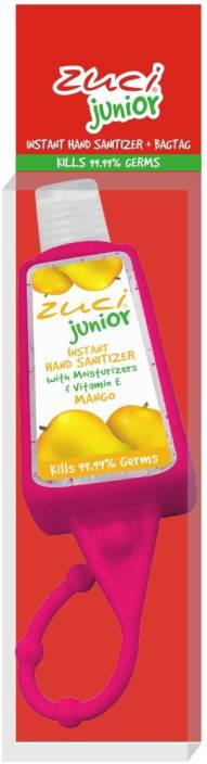 Zuci Junior Mango with Bag Tag