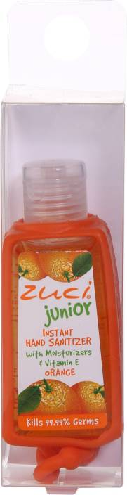 Zuci Junior Orange with Bag Tag