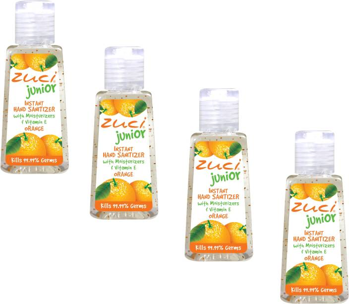 Zuci Junior Orange (30 ml)- Pack of 4