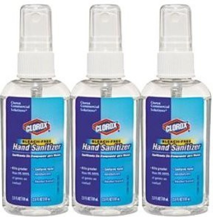 Clorox Commercial Solutions Clorox 02174 Bleach Free Hand