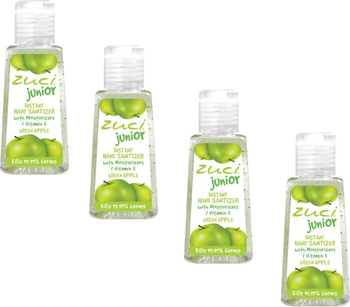Zuci Junior Green Apple (30 ml)- Pack of 4