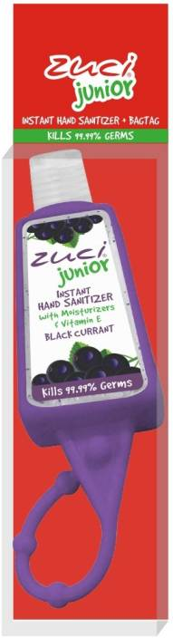 Zuci Junior Black Current with Bag Tag