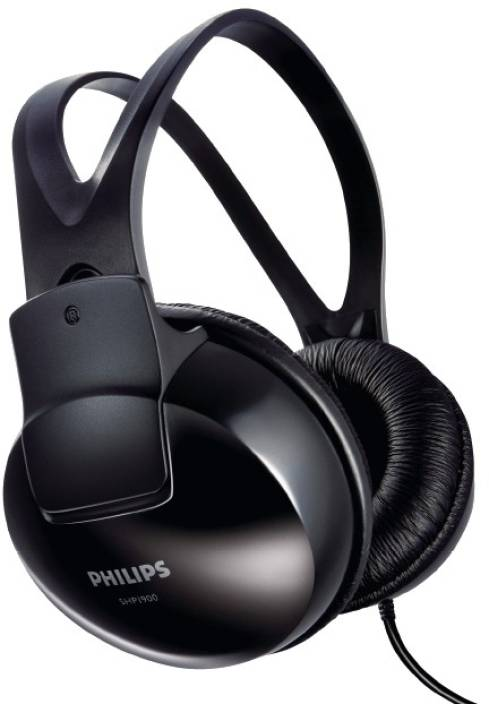 4de4ed39338 Philips SHP1900/97 Wired Headphone Price in India - Buy Philips ...