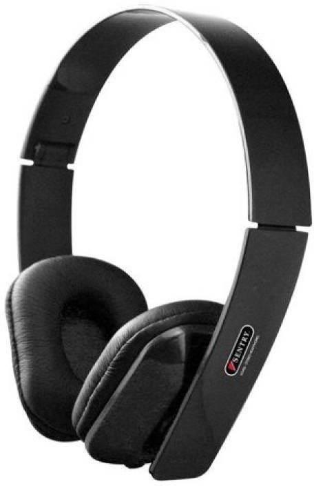 Sentry Industries Inc. Ho495 Folding Stereo Headphones Headphone