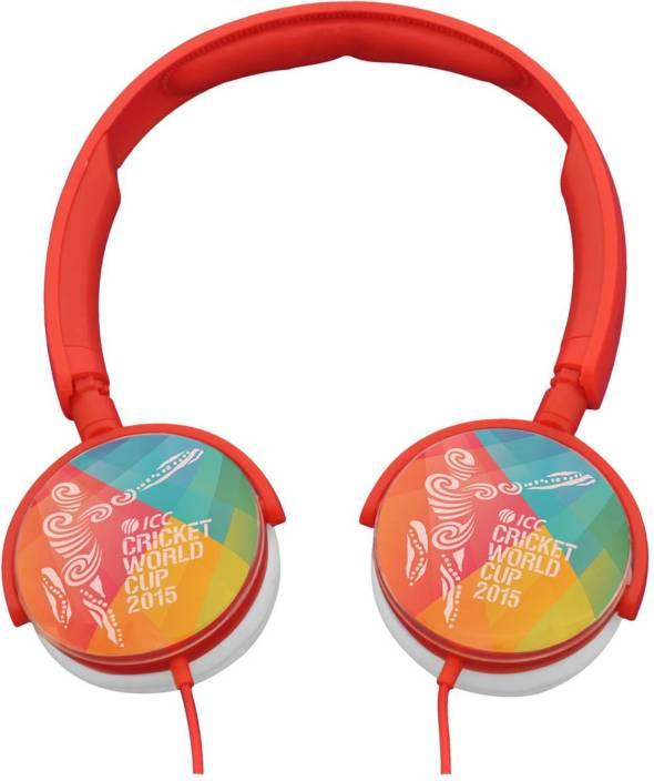 Cognetix ICC Cricket World Cup 2015 DIY Headphone