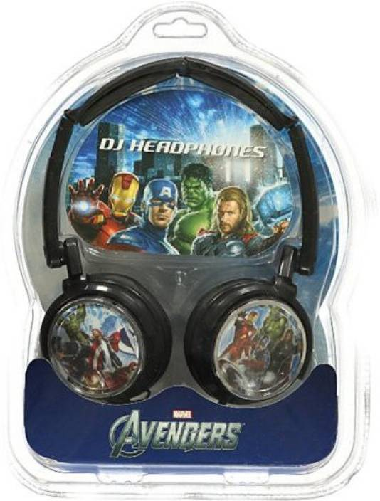 Marvel S The Avengers - Over The Ear Headphones- 11643 Headphone