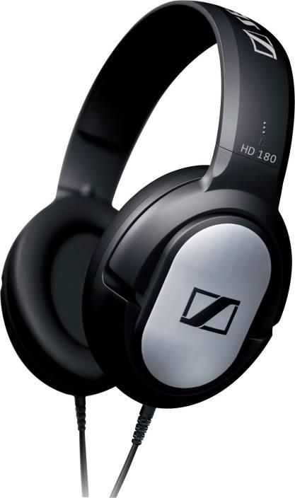 db45561c68d Sennheiser HD 180 Wired Headphone Price in India - Buy Sennheiser HD ...