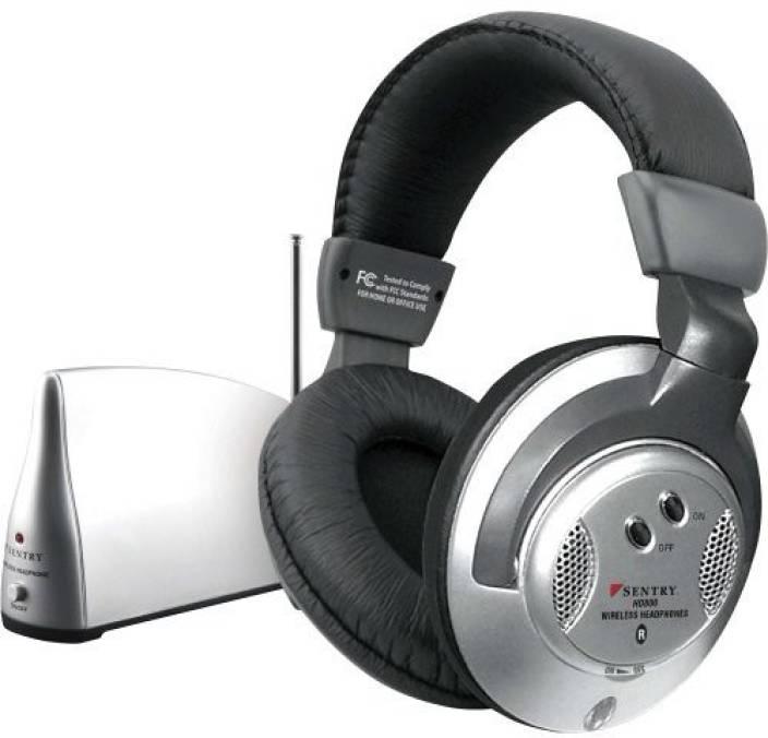 Sentry Industries Inc. Sentry Wireless Headphones Clam Pack - Sentry Ho800 Wired bluetooth Headphone