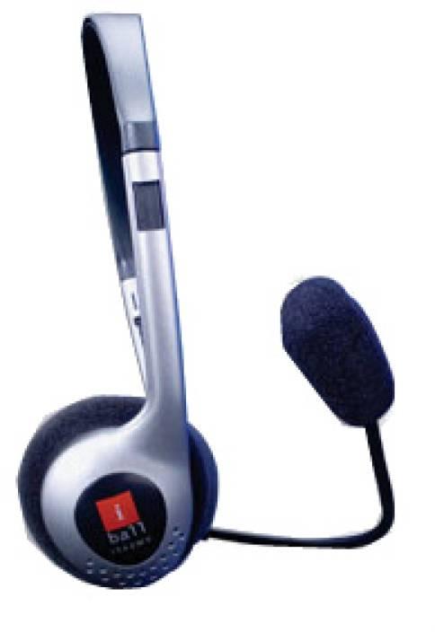 Iball i342MV Headset with Mic