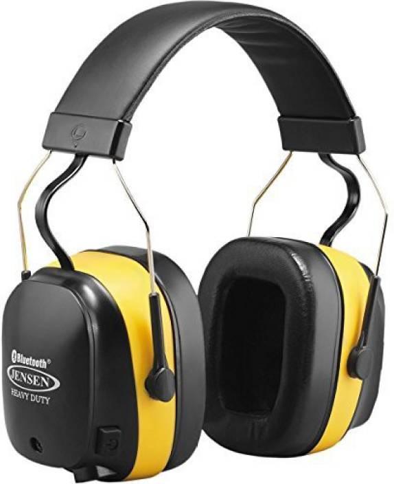 Jenson Usa Jensen Bluetooth Wireless Headphones Jxhdbt1