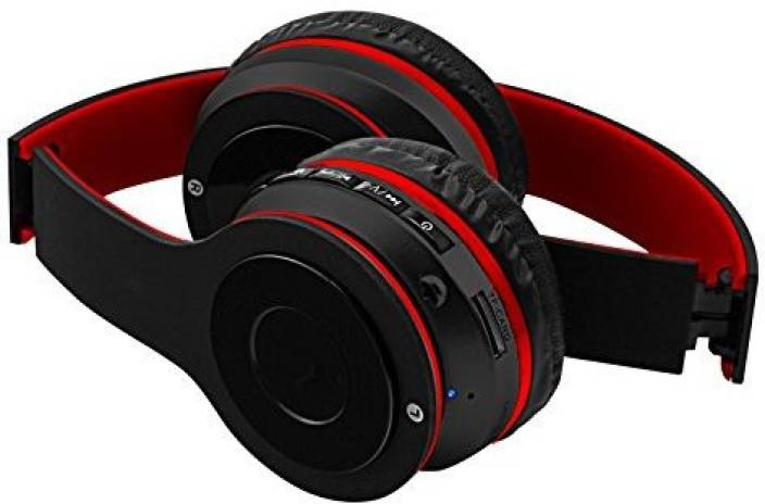 Sentry Bluetooth, Stereo, Rechargeable, Folding Headband Headphones W/ Mic Bt200 In Headphone
