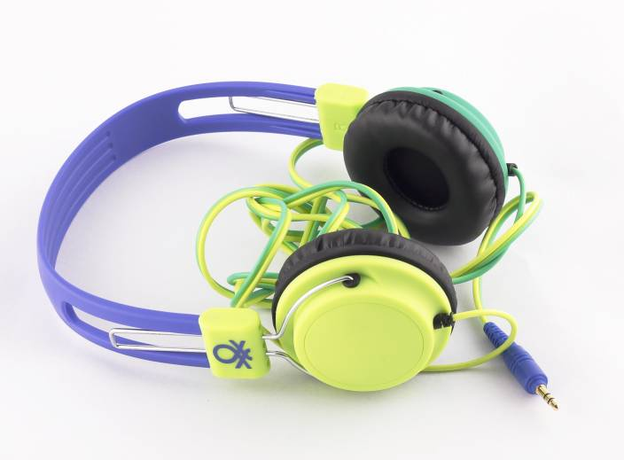United Colors of Benetton. X001HD Wired Headphone