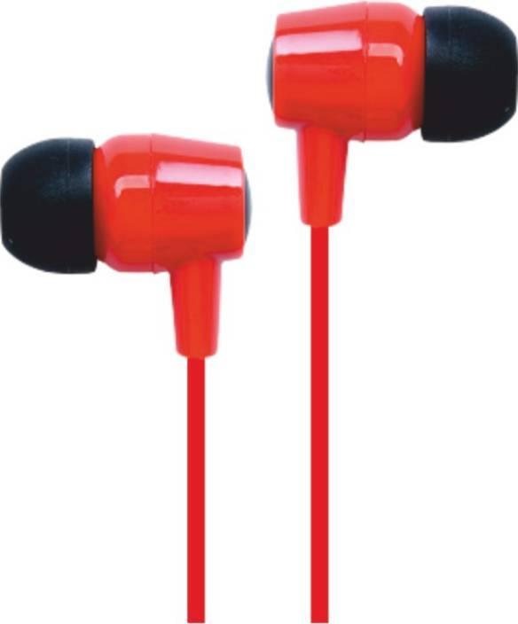 Advent AD-EP200PRB EchoBudz Earphones Wired Headphone
