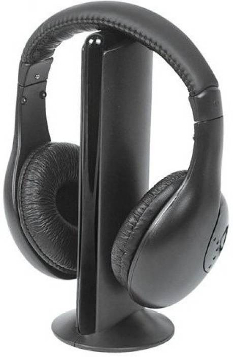 Sentry Ho700 Wireless Headphone And Transmitter (Discontinued By Manufacturer) Wired bluetooth Headphone