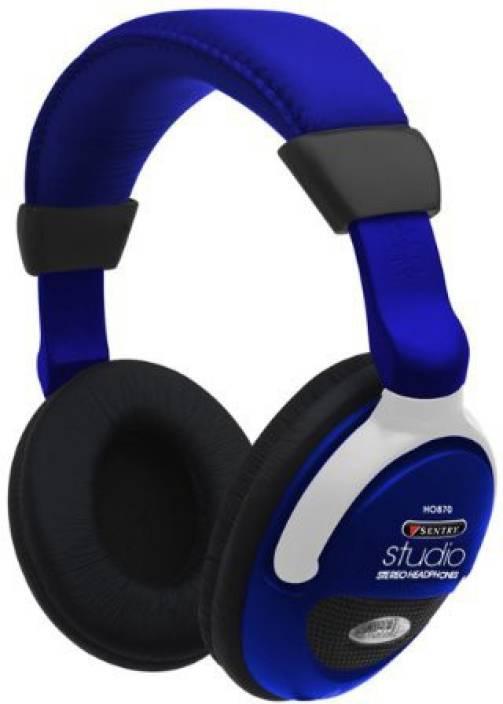 Sentry 870Cdblu Headphones Headphone