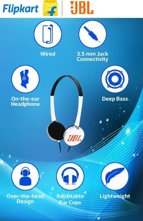 JBL T 26C Headphone
