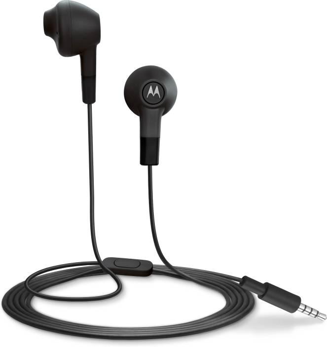 Motorola Lumineers Headset with Mic