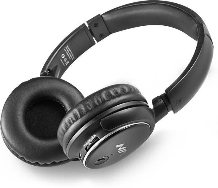 27df564111a Wizo NIA Q1 Bluetooth Headset with Mic Price in India - Buy Wizo NIA ...