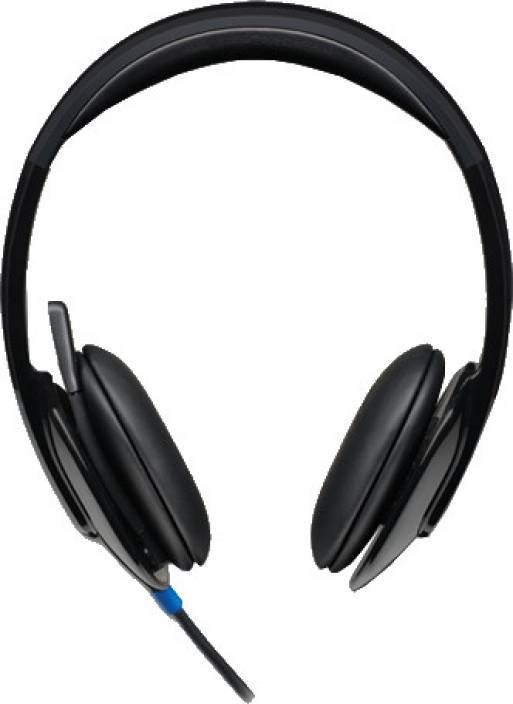 fdfedee1cc0 Logitech H540 Wired Headset with Mic Price in India - Buy Logitech ...
