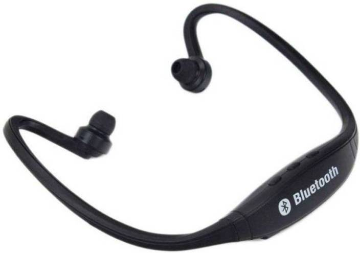 0815bcdc52a fellkon Vivo Smartphones Bluetooth Headset with Mic (Black, In the Ear)