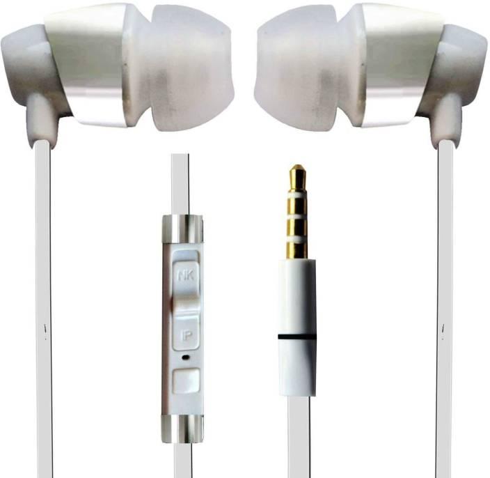 ddc22091e77 Adiva WIRED EARPHONES FOR REDMI 2 Headphone Price in India - Buy ...