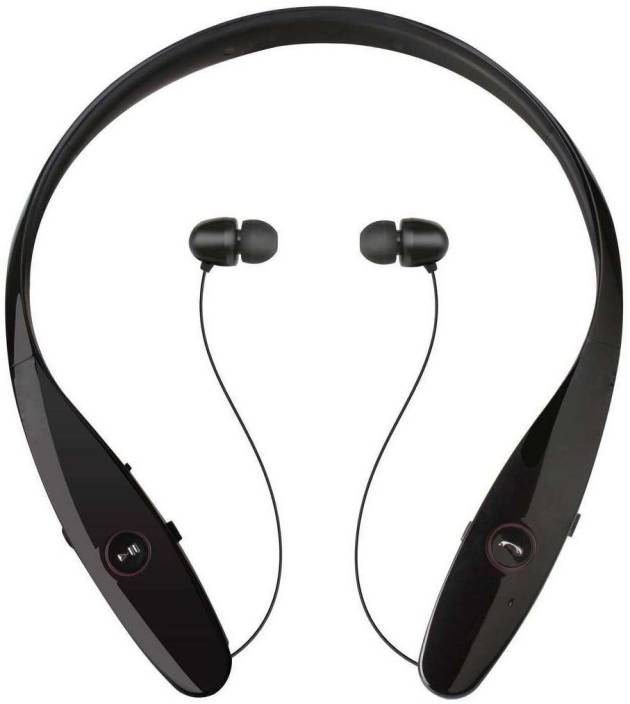 927454b73cf MDI Tone+ Bluetooth Hands-free earphone sport Wired, Bluetooth Headset with  Mic (Black, In the Ear)