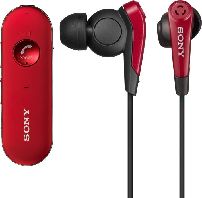 sony mdr ex31bn bluetooth headset with mic price in india buy sony mdr ex31bn bluetooth. Black Bedroom Furniture Sets. Home Design Ideas