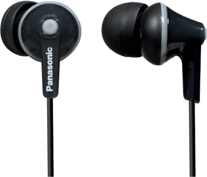 Panasonic RP-TCM125GWK Wired Headset with Mic