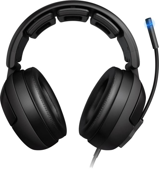 e212886e35a Roccat Kave Real 5.1 Surround sound Gaming Headset (Black, Over the Ear)