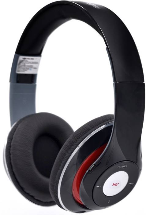 SoundLogic BTHP001PX_BK Wireless Headset with Mic