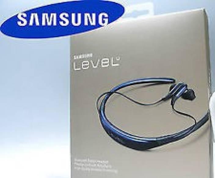 5b6af200036 Samsung EO-BG920BBEGIN LEVEL U Bluetooth Headset with Mic (Blue, In the Ear)