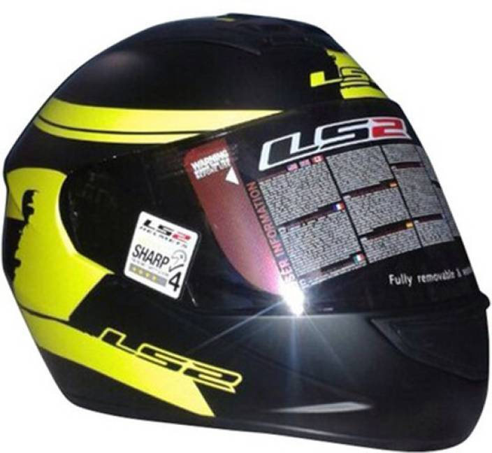 LS2 Ff352 Bulky Motorbike Helmet
