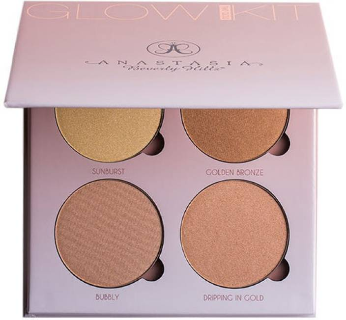anastasia highlighter glow kit. anastasia beverly hills glow kit that highlighter