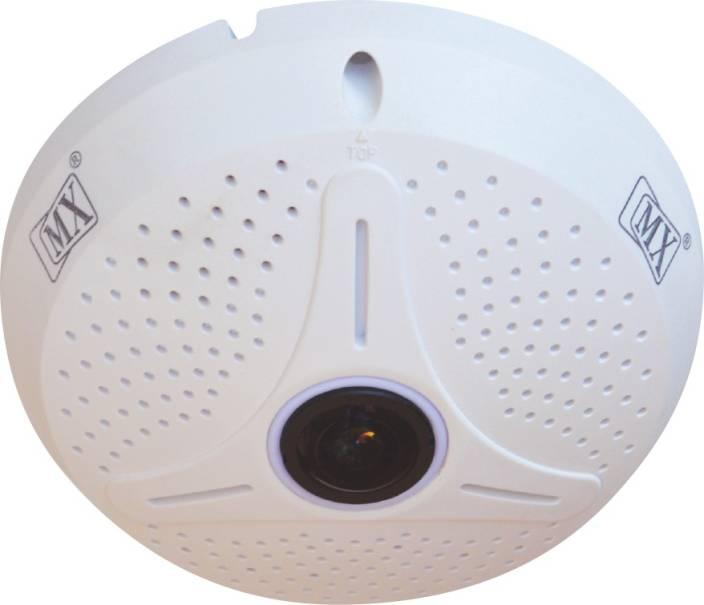 MX FISHEYE 360 degree Panaromic view IP CCTV Cameras 2 MEGAPIXEL with 2 WAY  AUDIO Home Security Camera (128 GB f07ef6407