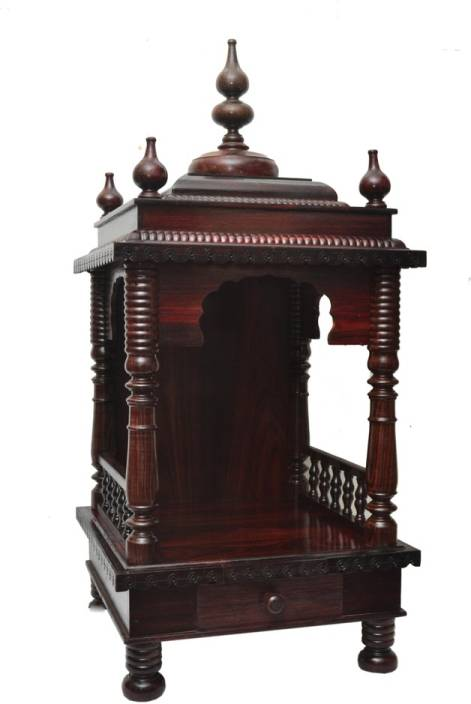 Pavitra Mandir Sheesham Wooden Home Temple Price in India - Buy ... 7168a7a91