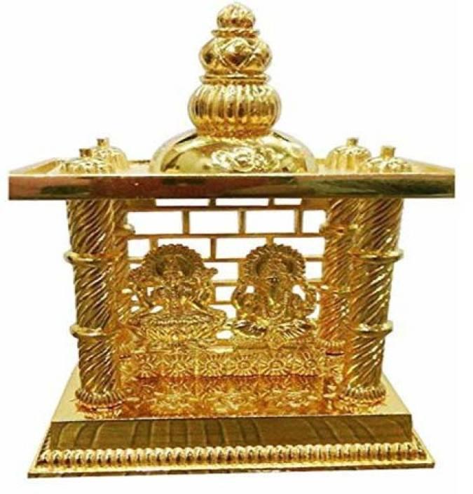 Shree Krishna Handicrafts And Gallery Laxmi Ganesh Mandir Gold