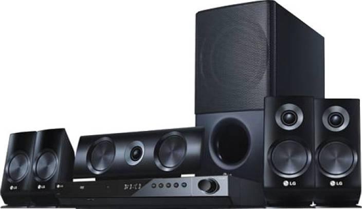LG HT826 5 1 Home Theatre System - LG : Flipkart com