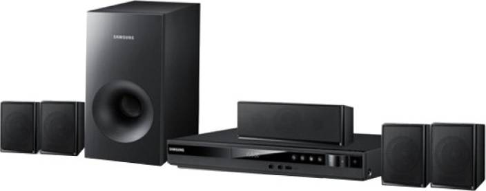 samsung ht e350k 5 1 home theatre system samsung. Black Bedroom Furniture Sets. Home Design Ideas