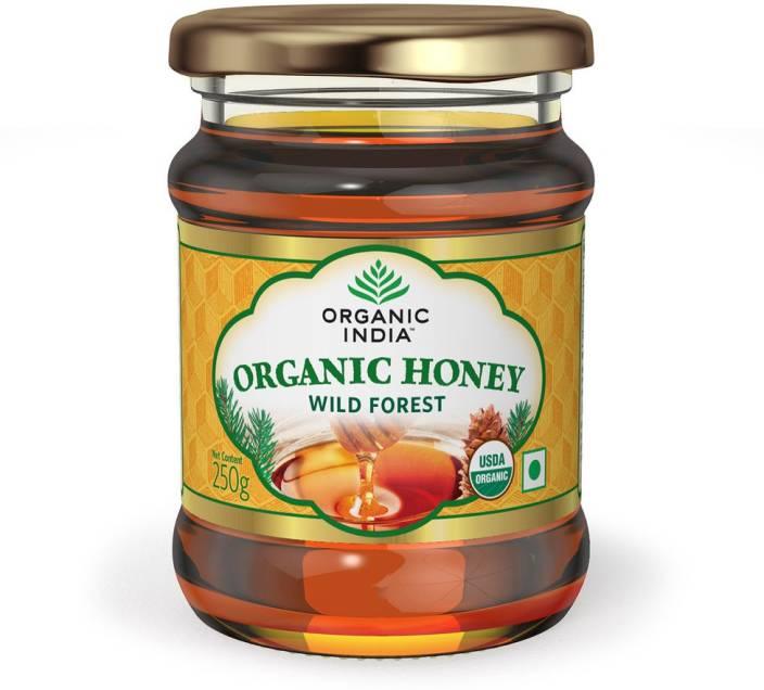 Organic India Honey Wild Forest