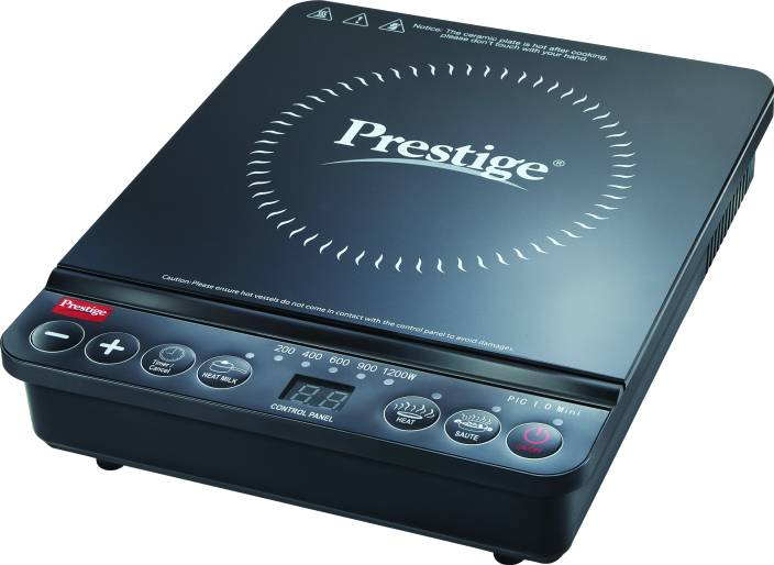 Prestige PIC 1.0 Mini Induction Cooktop