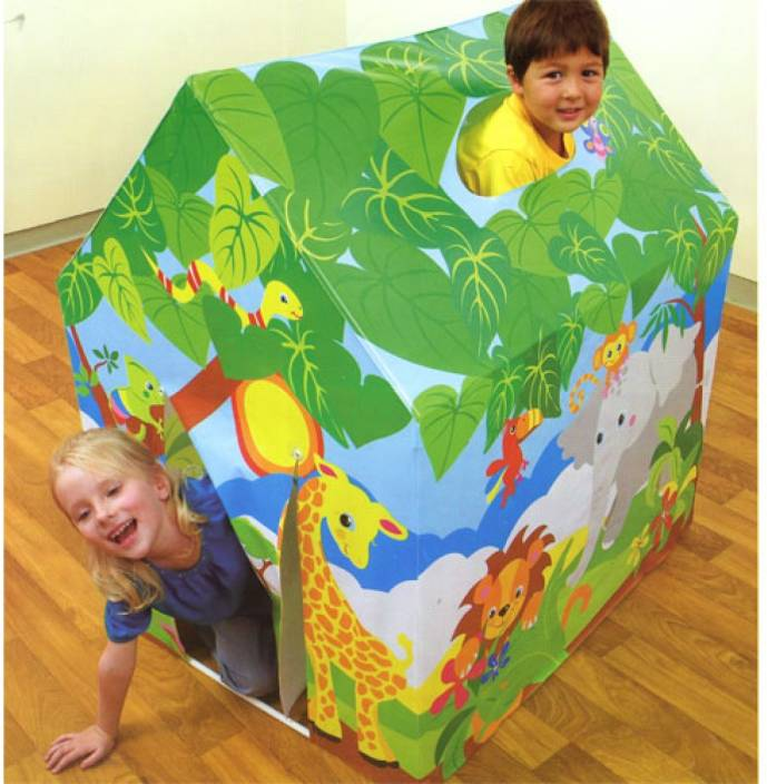 Intex Baby Tent House Inflatable Tent House