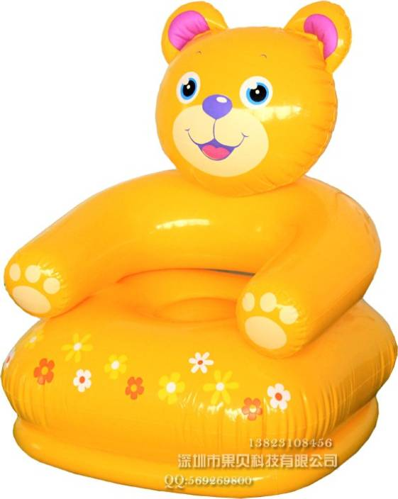 Intex Baby Teddy Inflatable Sofa Chair
