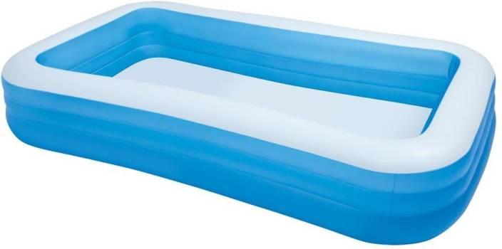 Intex Rectangular Swim Center Family Swimming Pool Inflatable Pool