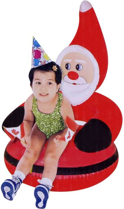 yash novelty santaclaus for kids inflatable chair - Santa Claus For Kids