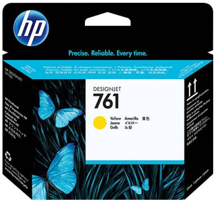 HP 761 Yellow Designjet Printhead