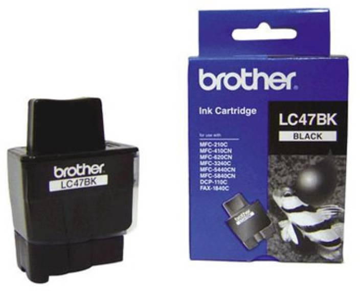 Brother LC 47BK Ink cartridge