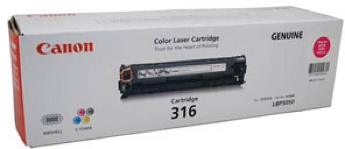 Canon Toner Cartridge 316M